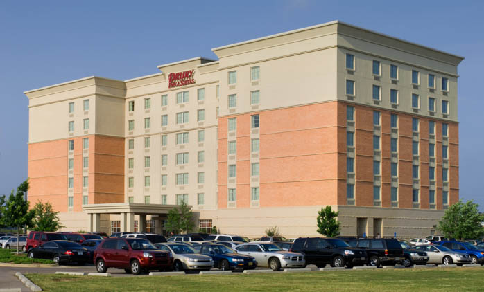 Drury Inn Suites Montgomery Hotel Exterior