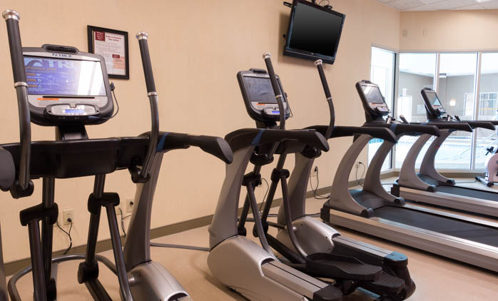 Drury Inn & Suites Montgomery - Fitness Center