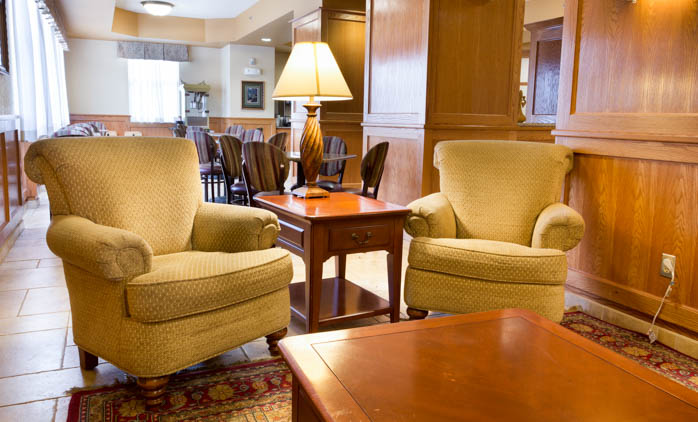 Pear Tree Inn Lafayette - Lobby