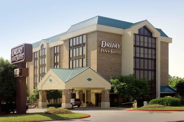 Drury Inn Suites South Atlanta Hotel Exterior