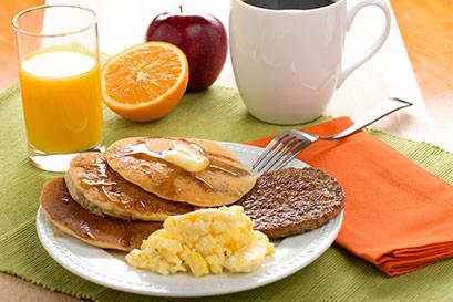 Drury Hotels - Hot Breakfast