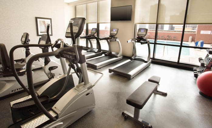 Drury Inn & Suites New Orleans - Fitness Center