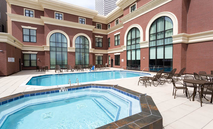 Drury Inn & Suites New Orleans - Swimming Pool