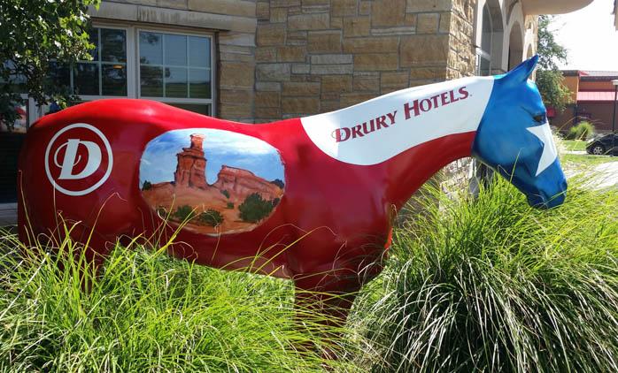 Drury Inn & Suites Amarillo - Hotel Exterior