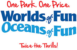 Purchase discounted tickets for Worlds of Fun Oceans of Fun