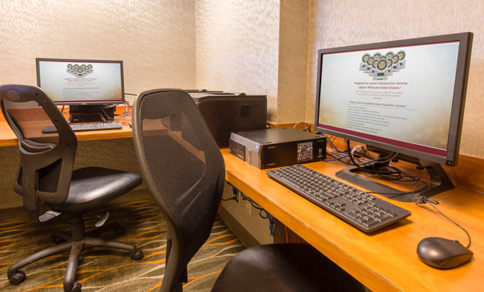 Drury Suites McAllen - 24 Hour Business Center