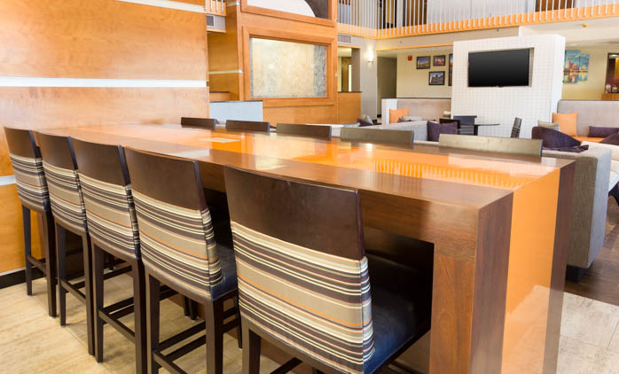 Drury Suites McAllen - Dining Area