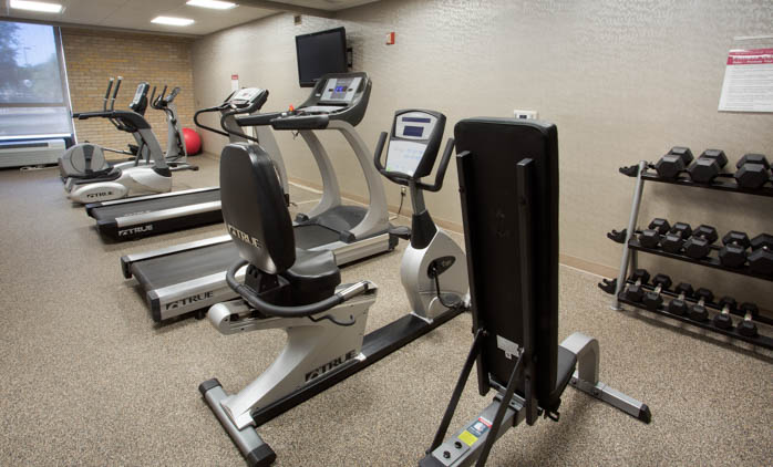 Drury Suites McAllen - 24 Hour Fitness Center