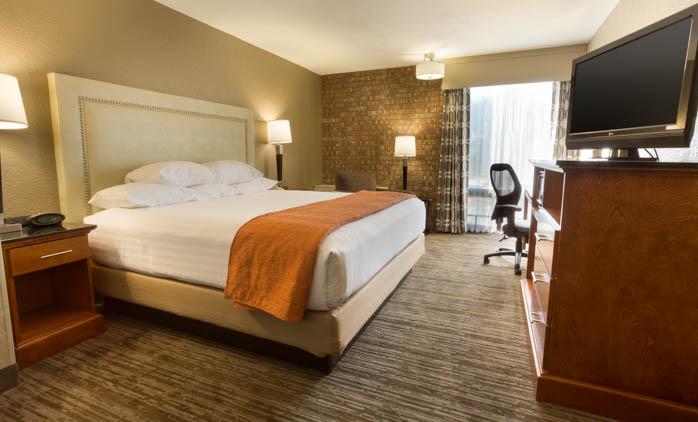 Drury Suites McAllen - Deluxe King Guestroom