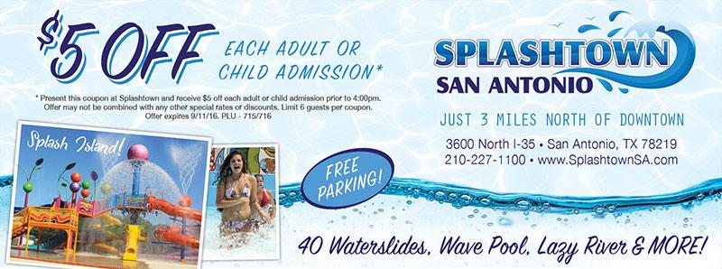 Splashtown San Antonio Coupons – Printable Coupons ...