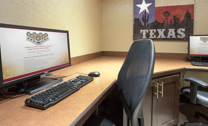 Drury Inn & Suites McAllen - 24 Hour Business Center
