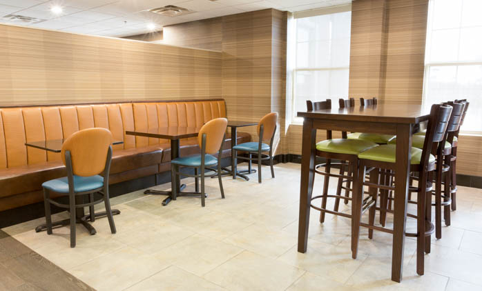Drury Inn & Suites McAllen - Dining Area