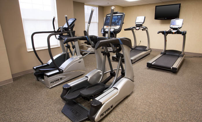 Drury Inn & Suites McAllen - 24 Hour Fitness Center