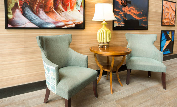 Drury Inn & Suites McAllen - Lobby