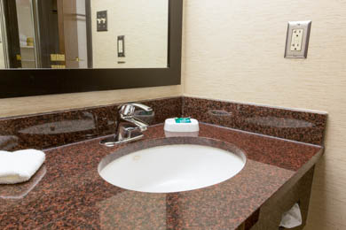 Drury Inn & Suites McAllen - Bathroom