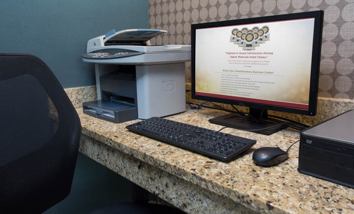 Drury Inn & Suites Houston Sugar Land - 24 Hour Business Center