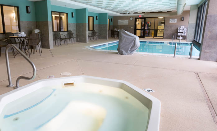 Drury Inn & Suites Houston Sugar Land - Indoor/Outdoor Pool