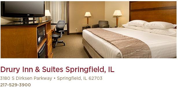 Drury Inn & Suites Springfield IL