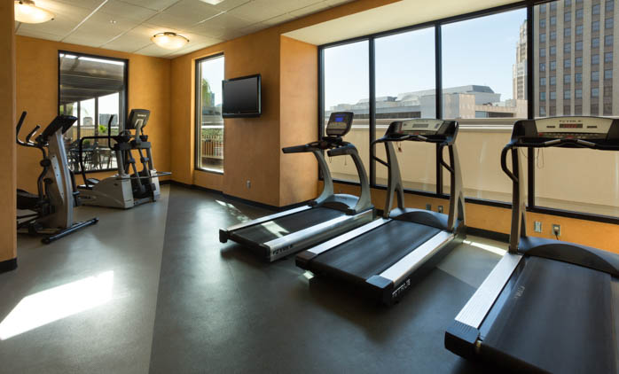Drury Inn & Suites San Antonio Riverwalk - 24 Hour Fitness Center