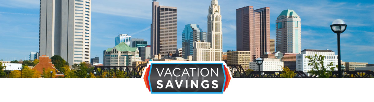 Columbus Vacation Savings