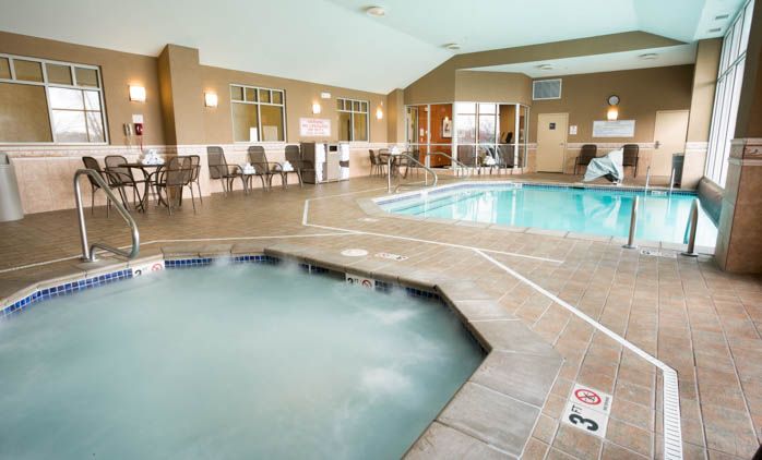 Drury Inn & Suites Columbus Grove City - Swimming Pool