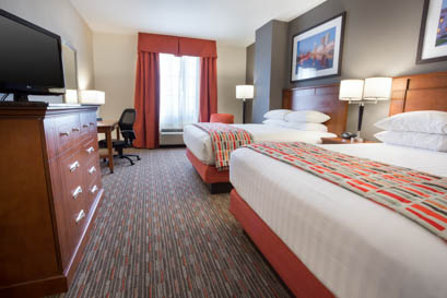 Drury Inn & Suites Columbus Grove City - Deluxe Queen Room