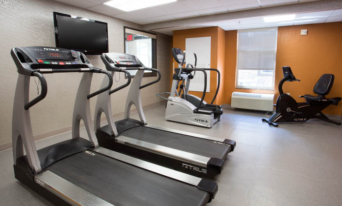 Drury Inn & Suites San Antonio North Stone Oak - 24 Hour Fitness Center