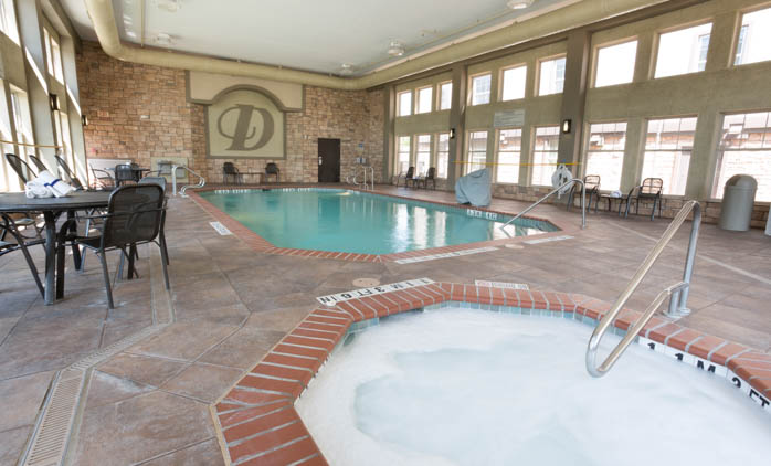 ... Drury Inn U0026 Suites North San Antonio   Indoor Pool ...