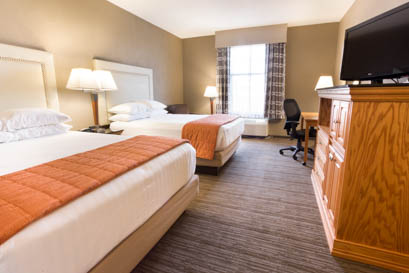 Drury Inn & Suites San Antonio North Stone Oak - Deluxe Queen Guestroom