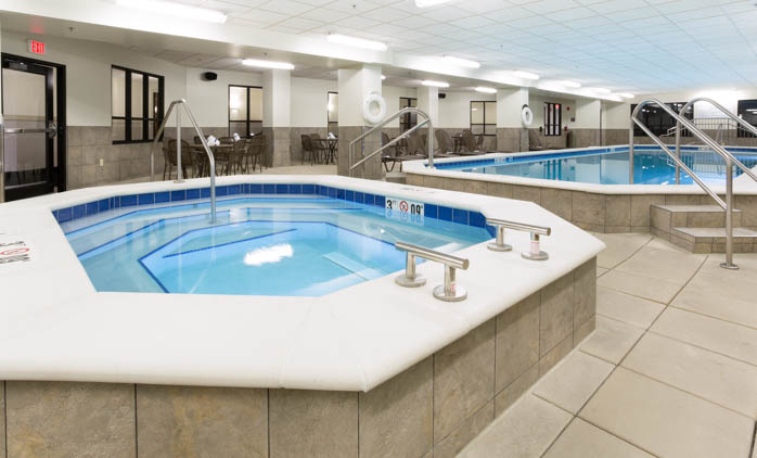 Drury Plaza Hotel Cleveland Downtown - Indoor Pool