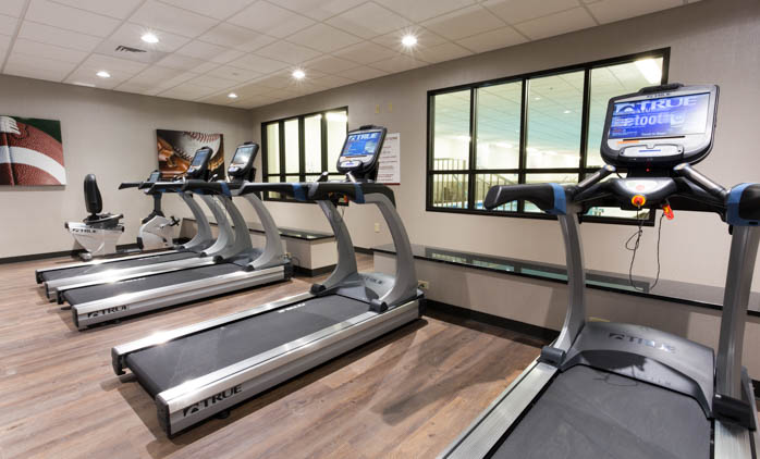 Drury Plaza Hotel Cleveland Downtown - 24 Hour Fitness Center