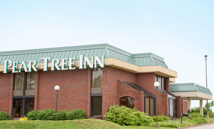 Pear Tree Inn Rolla Hotel Exterior