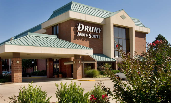 Drury Inn & Suites Joplin - Hotel Exterior