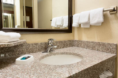 Drury Inn & Suites Joplin - Guest Bathroom