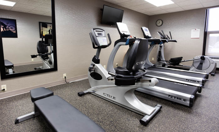 Drury Inn & Suites Kansas City Airport - 24 Hour Fitness Center