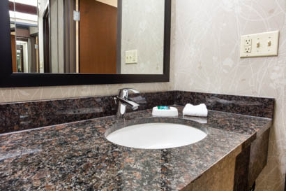 Drury Inn & Suites Kansas City Airport - Bathroom