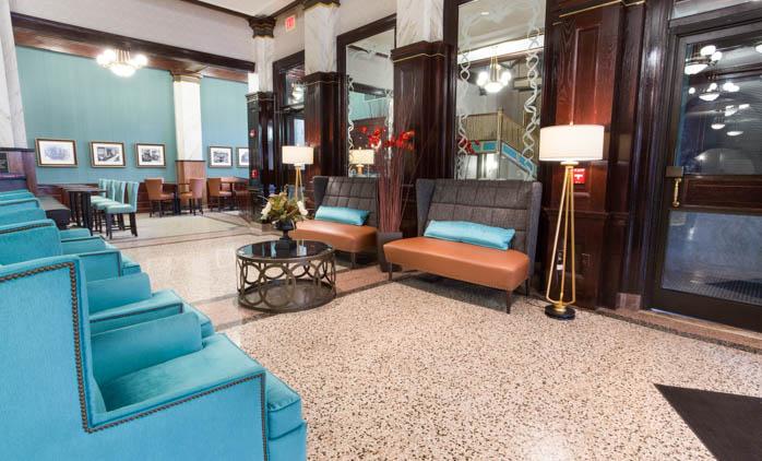 Drury Inn St. Louis Union Station - Lobby