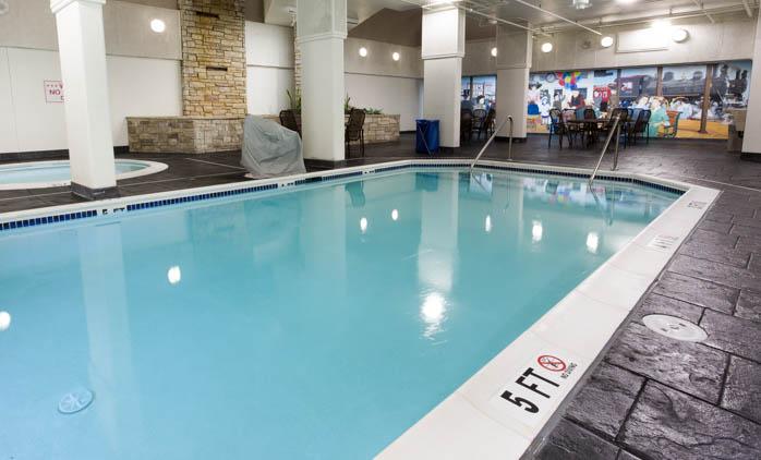 Drury Inn St Louis Union Station Indoor Pool