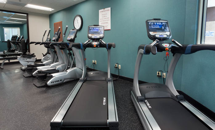 Drury Inn & Suites Burlington - Fitness Center