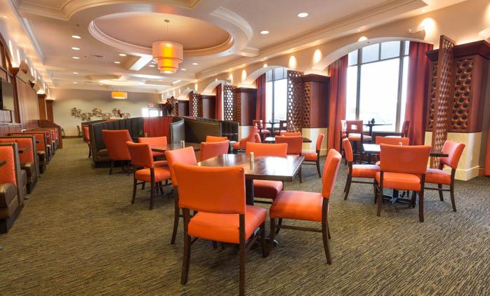 Drury Plaza Hotel Indianapolis Carmel - Dining Area