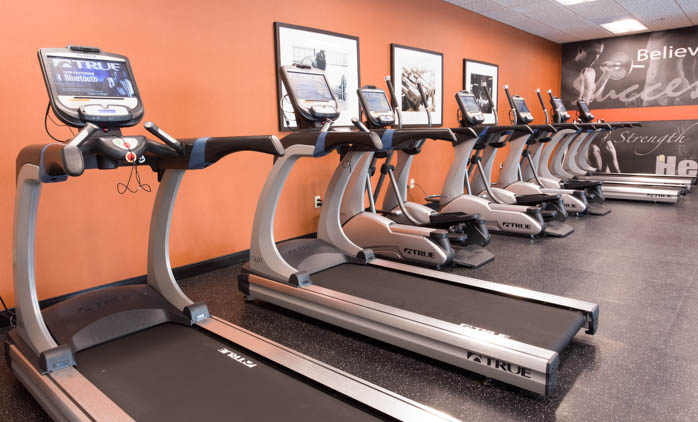 Drury Plaza Hotel Indianapolis Carmel- Fitness Center
