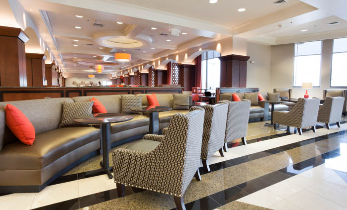Drury Plaza Hotel Indianapolis Carmel Lobby