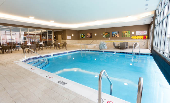 Drury Plaza Hotel Indianapolis Carmel - Swimming Pool