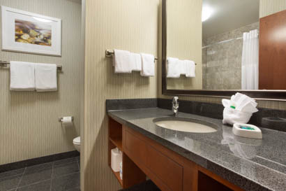 Drury Plaza Hotel Indianapolis Carmel - Guest Bathroom