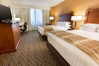 Drury Plaza Hotel Indianapolis Carmel - Deluxe Queen Room