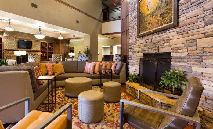 Drury Inn & Suites Flagstaff - Lobby