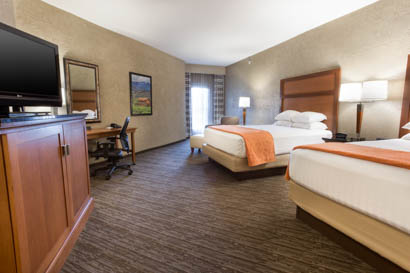 Drury Inn & Suites Flagstaff - Deluxe Queen Room