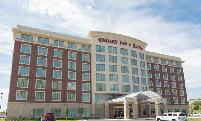 Drury Inn Suites Grand Rapids Exterior