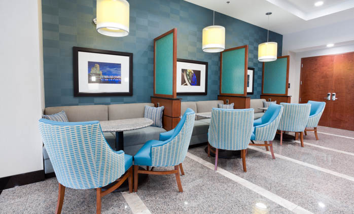 Drury Inn & Suites - Grand Rapids - Lobby