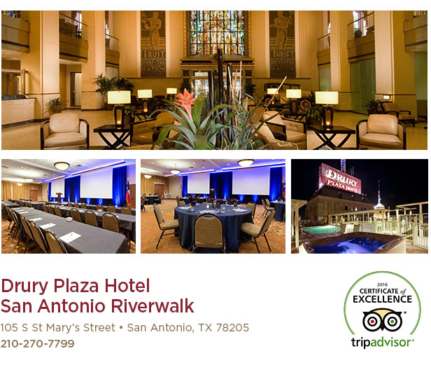 Drury Plaza Hotel San Antonio Riverwalk
